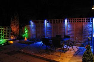 Garden Lighting Systems